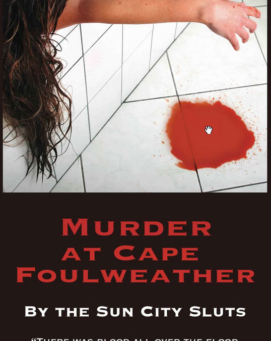 New Book: Murder at Cape Foulweather