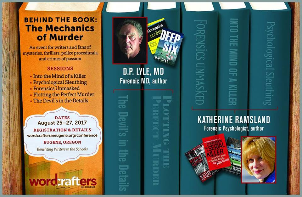Writers Conference: The Mechanics of Murder