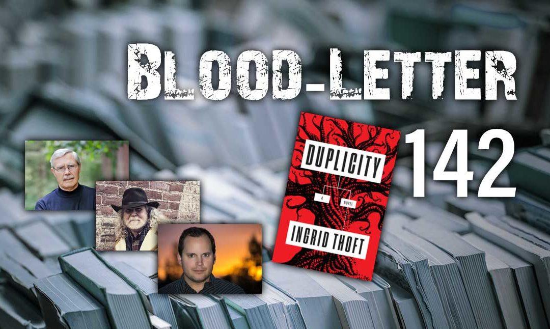 Blood-Letter #142