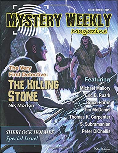 FOM Member Mystery Short Story Published