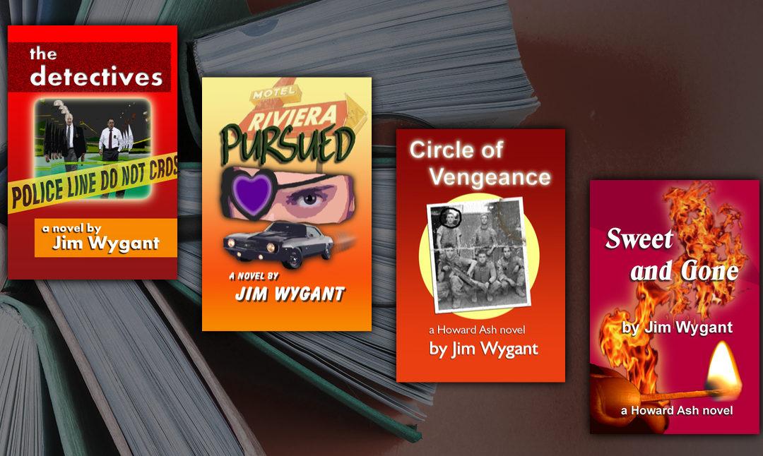 FOM Member Jim Wygant Releases New Books