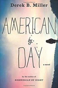Book cover image: American by Day by Derek B. Miller