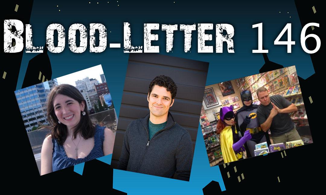 Blood-Letter #146