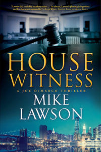 Book Cover: House Witness by Mike Lawson