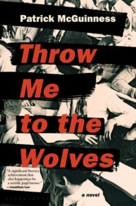 Book Cover: Throw Me to the Wolves by Patrick McGuinness