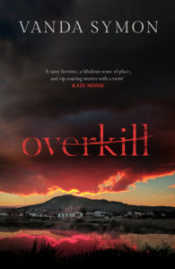 Book Cover: Overkill by Vanda Symon