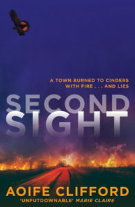 Book Cover: Second Sight by Aoife Clifford