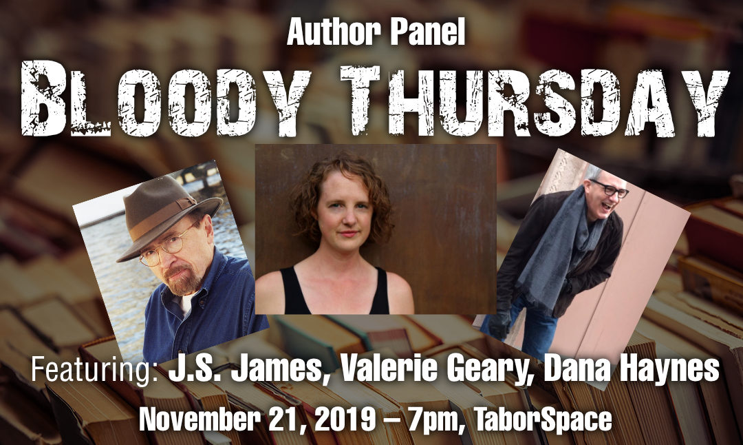 Bloody Thursday, Nov. 21, 2019