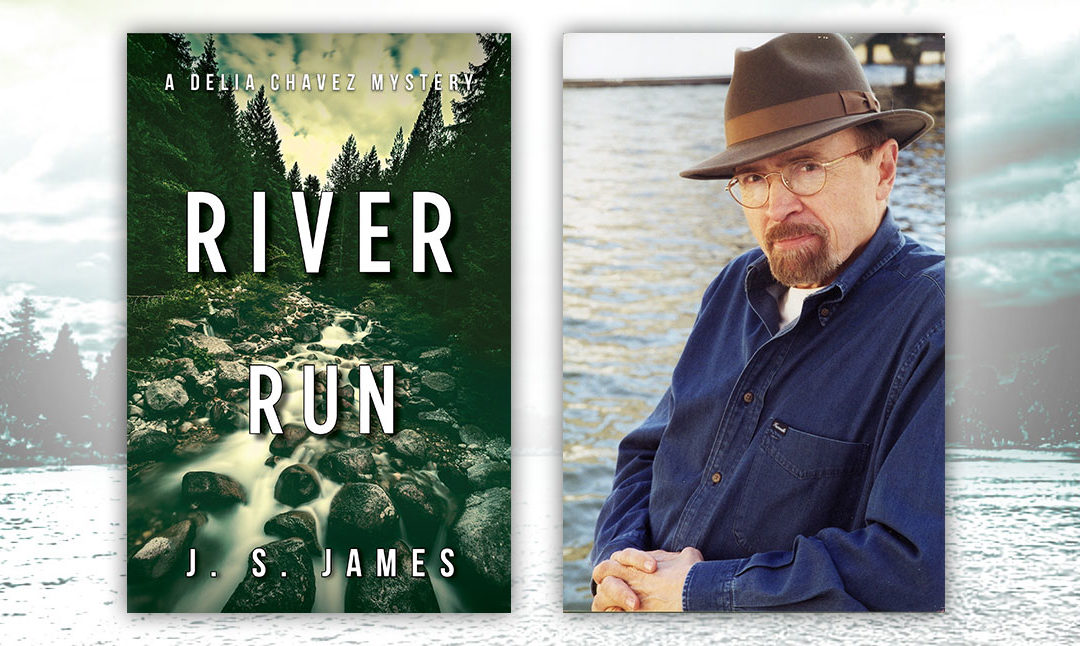 River Run, debut mystery by J.S. James, now available