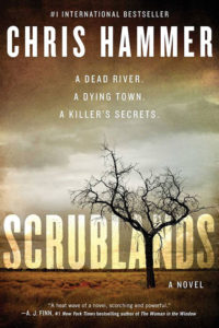Book Cover: Scrublands by Chris Hammer