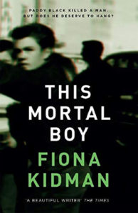Book Cover: This Mortal Boy by Fiona Kidman