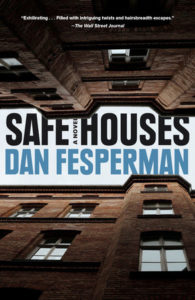 Book Cover: Safe Houses by Dan Fesperman
