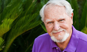 Photo: Clive Cussler (Credit: Rob Greer Photography)