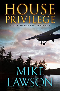 Book Cover: House Privilege by Mike Lawson