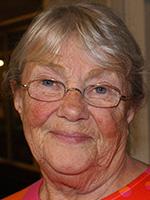 Author Maj Sjöwall