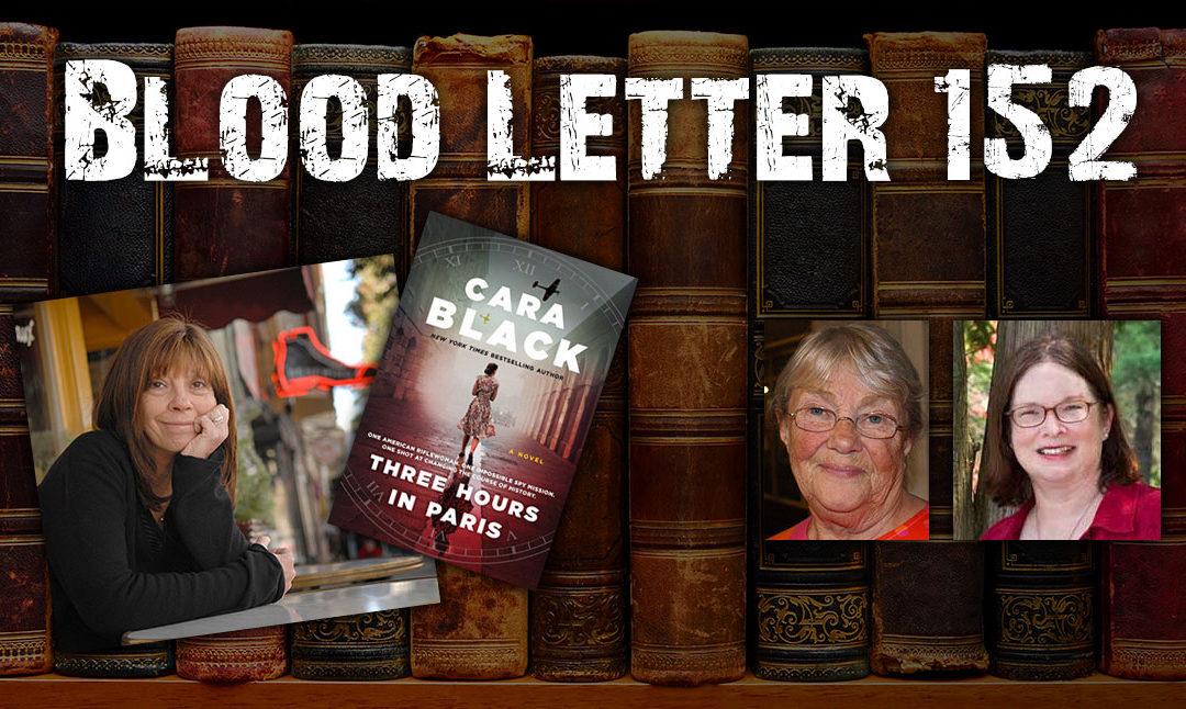Blood-Letter #152
