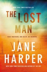 Book Cover: The Lost Man, by Jane Harper