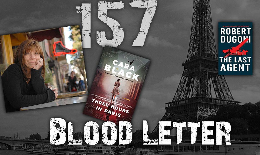 Blood-Letter #157